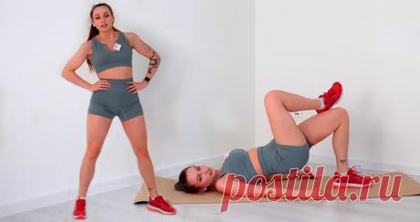 Как убрать жир с ног – утренняя зарядка (10 минут в день, подходит для новичков) Если ваша проблемная зона – ноги, а носить короткие платья и юбки хочется, то стоит взяться за утреннюю зарядку, которая включает в себя упражнения с