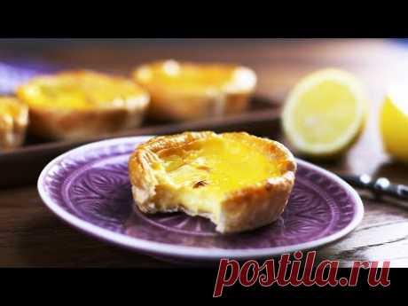 Паштел-де-ната: классический португальский десерт