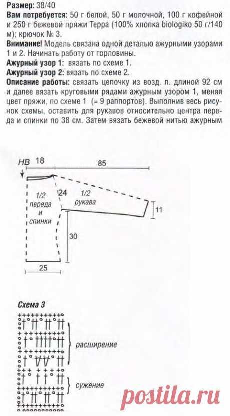 La blusa tejida chiné con la coqueta admirablemente hermosa