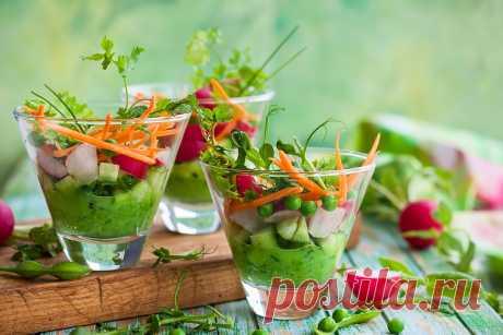 Beauty-меню: рецепты с микрозеленью на завтрак, обед и ужин - Beauty HUB