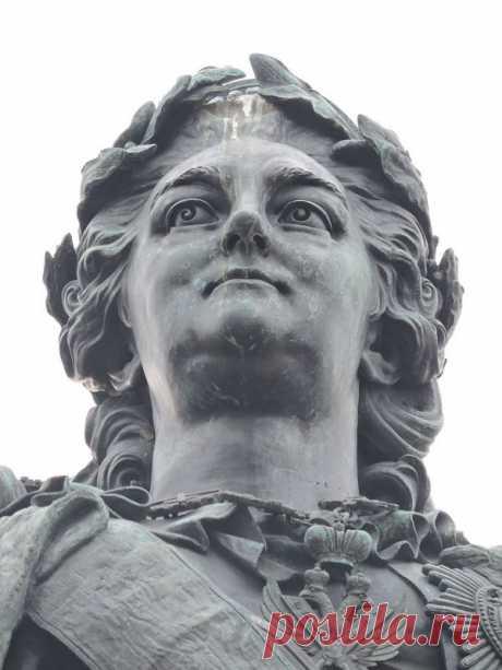 1873. Памятник Екатерине II (Санкт-Петербург)