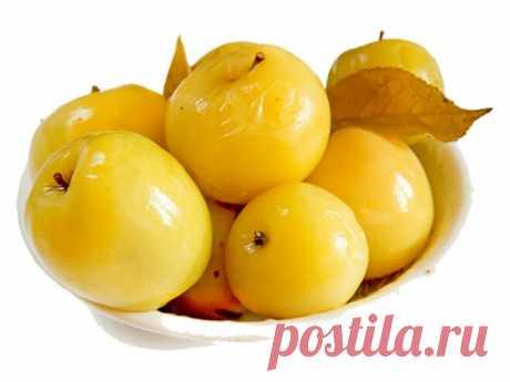 Старинный рецепт мочения яблок | Русская деревенская кухня | Яндекс Дзен