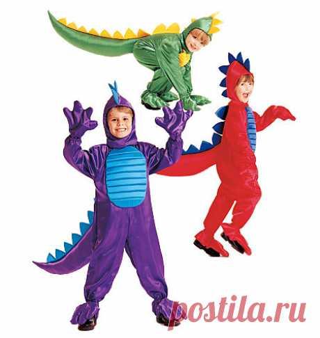 Новогодний костюм дракона. Идеи, советы, фото, видео