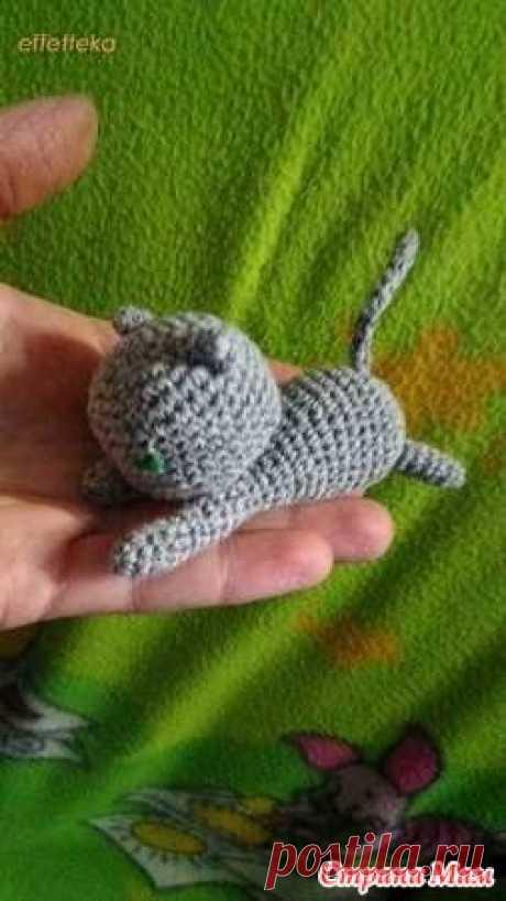 Котёнок - друг кукол Добавила описание