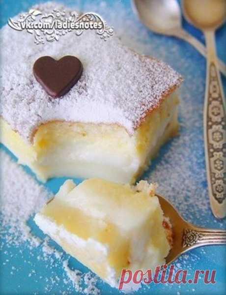 «Умное пирожное» | Хитрости Жизни