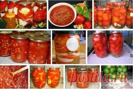 15 SUPER RECIPES FROM TOMATOES\u000a\u000aKeep to yourself on a wall. Surely it is useful!\u000a\u000a1. Tomatoes on Korean, quickly, tasty\u000aTo show completely …