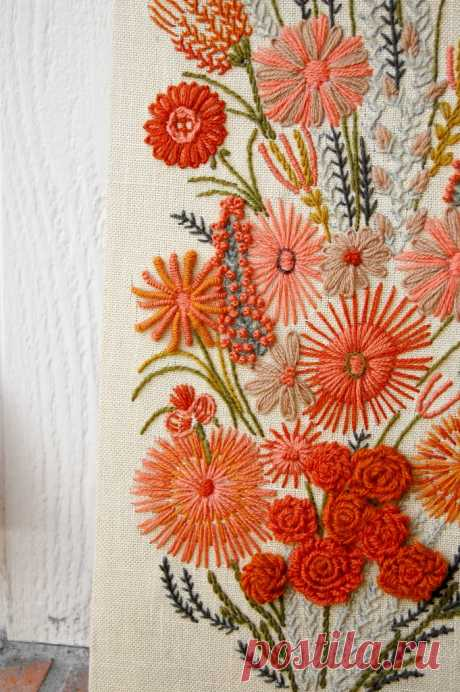Starling Stitchery — Found on richellephant.blogspot.com