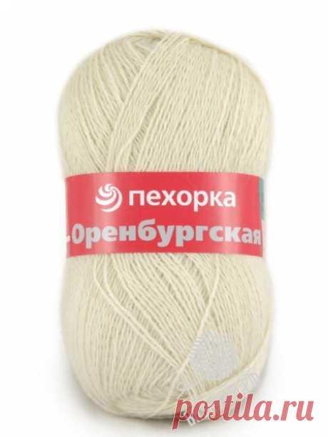 Пряжа Пехорский текстиль Оренбургская – купить по самой дешевой цене: 382 руб. в интернет-магазине Вязаный.рф