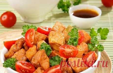 Рецепты вторых блюд на каждый день: очень простые рецепта из мяса и рыбы