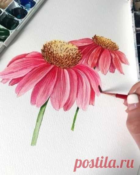 Интересные приемы и идеи рисования — Сделай сам, идеи для творчества - DIY Ideas