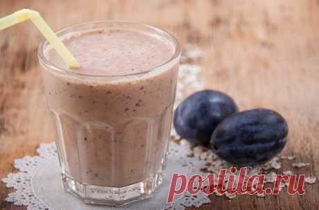 Разгрузочный завтрак: Диетический рецепт утреннего коктейля для активации пищеварения | LadyFIT | Яндекс Дзен