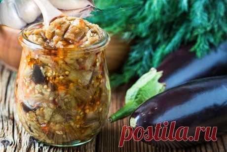 Лучшие рецепты приготовления баклажанов на зиму Конец августа - пора овощных вкусных заготовок из баклажанов! Самые разнообразные рецепты вкусностей из баклажанов с овощами и зеленью на зиму мы сегодня и предлагаем вам: икра, пикантные салаты, закуски - только самые интересные варианты потрясающих блюд.