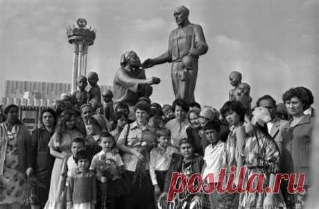 """""""Ты не сирота!"""" 1962 Узбекфильм"""
