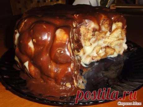 """Самые проверенные рецепты - Рецепт домашнего тортика родом из детства """"Медовые шарики"""""""