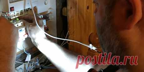 Правила монтажа электропроводки своими руками