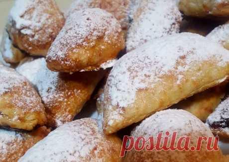 Пирожки с яблоками - пошаговый рецепт с фото. Автор рецепта Elena Okhotska . - Cookpad
