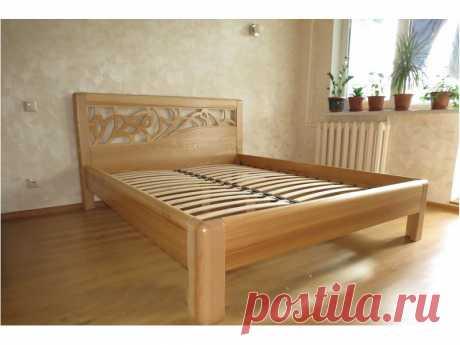 Купить кровать Ле Итальяно по лучшей цене в Киеве с доставкой по Украине - Magic Wood - интернет магазин
