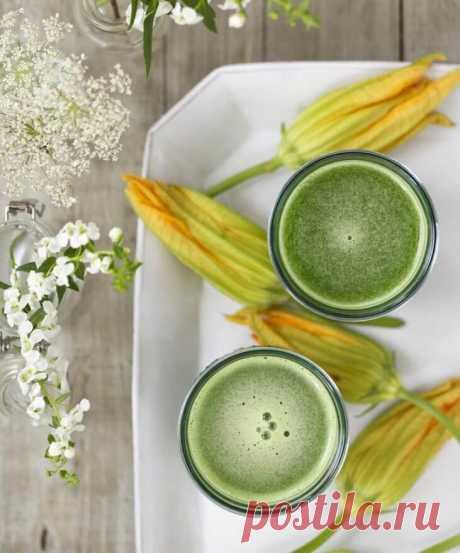 Напиток, который вернёт здоровье, очистит и омолодит организм / Будьте здоровы
