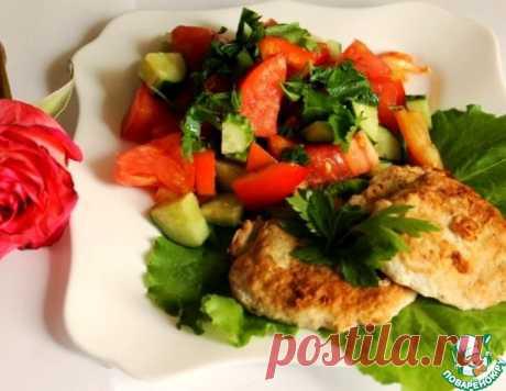 Диетические куриные оладьи – кулинарный рецепт