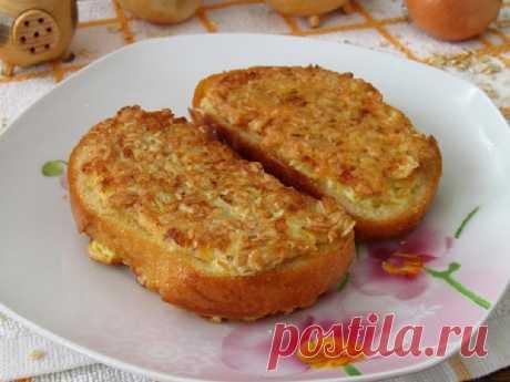 Бутерброды с овсянкой