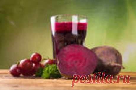 Рецепты свекольного сока и сиропа