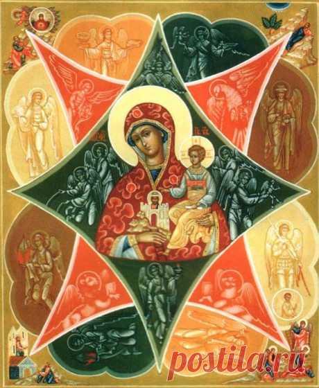 Определяем своего Ангела-Хранителя по дате рождения и покупаем в дом икону-заступницу