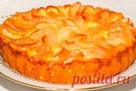 Рецепт пирога с тыквой и яблоками: варианты приготовления выпечки