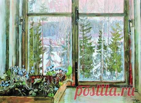 Мастер света - лирические картины расцветающей русской природы Станислава Юлиановича Жуковского