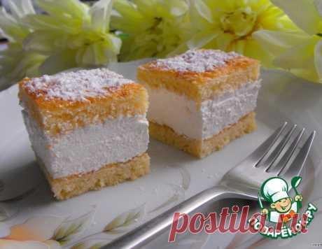 «Райские» пирожные