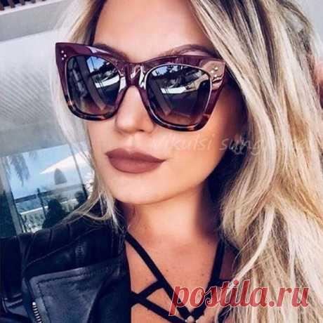 Женские солнцезащитные очки. Новинки 2018 | Алиэкспресс Обзор