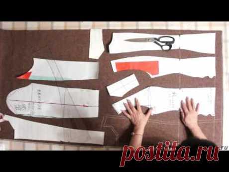 Пошив Жакета со Светланой Поярковой (выдержка из курса)