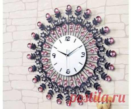 Оригинальные настенные часы, варианты дизайна своими руками Настенные часы: современный и оригинальный дизайн своими руками. Как сделать индивидуальный необычный декор для больших или маленьких настенных часов.