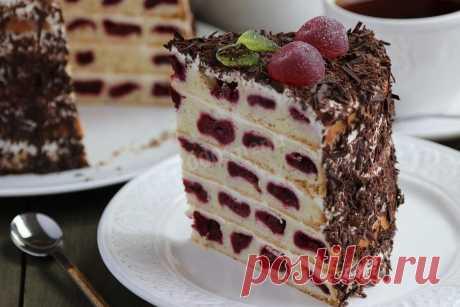 Торт Соты рецепт с фото - 1000.menu