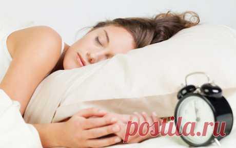 Сон является главным секретом избавления от лишнего веса — ГАРМОНИЯ В СЕБЕ