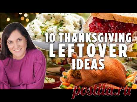 10 Easy Thanksgiving Leftover Ideas   Holiday Cooking Tips   Allrecipes.com