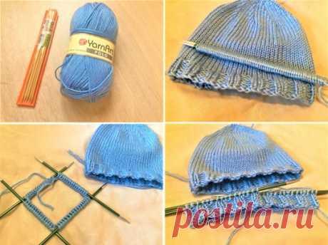 Вязание для новорожденных мальчиков спицами, крючком. Комбинезон, пинетки, шапочки, конверт, носочки. Схемы с описанием