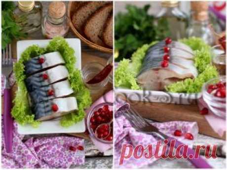 Скумбрия сухого посола в домашних условиях (очень вкусная) - Пошаговый рецепт с фото | Закуски