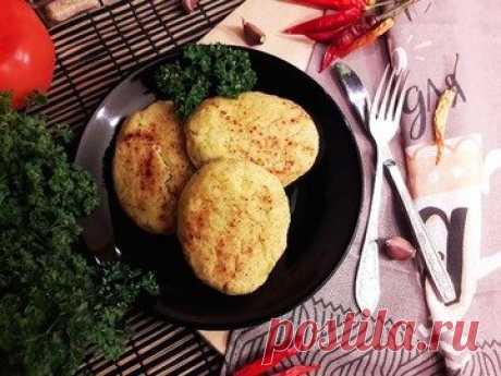 Капустно-картофельные котлеты - простой и вкусный рецепт с пошаговыми фото