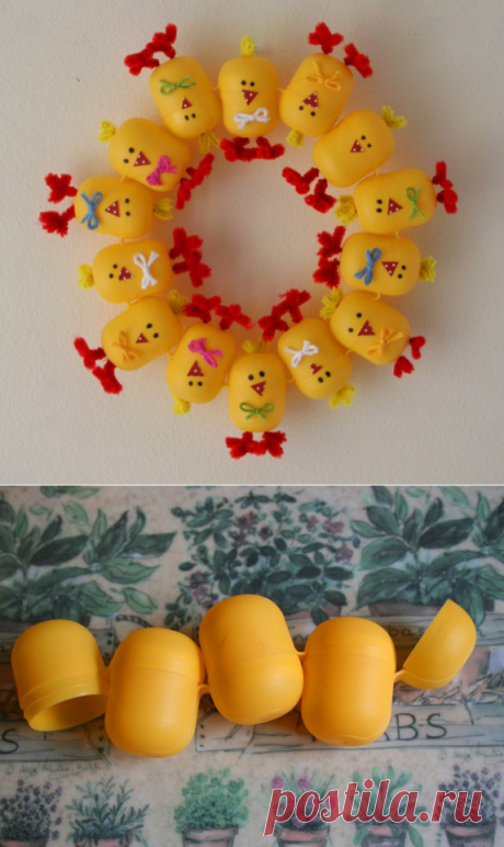 What to make for Easter with own hands. | TOYS the HANDS