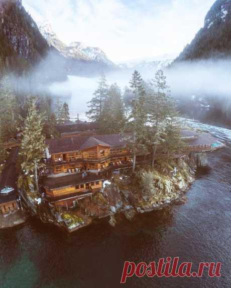 Британская Колумбия, Канада.