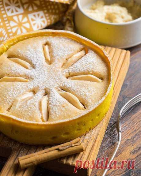 Французский яблочный тарт из глубин истории | Andy Chef (Энди Шеф) — блог о еде и путешествиях, пошаговые рецепты, интернет-магазин для кондитеров |
