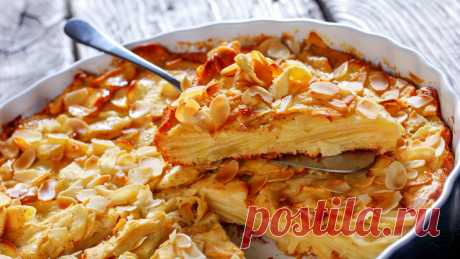 Яблочные пироги разных стран - Zahav.ru Салат В наши дни яблочная выпечка является достаточно популярной в мире. Вот несколько рецептов популярных яблочных пирогов разных стран мира.