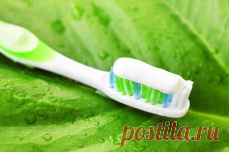 Неожиданный взгляд на зубную пасту
