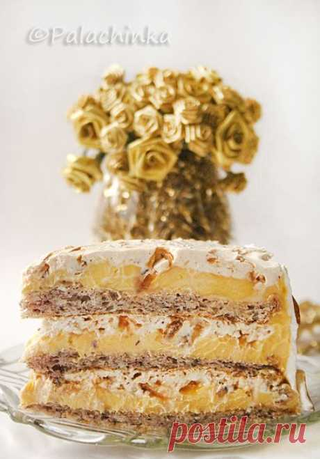 Торт Египетский – Palachinka