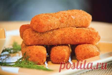 Сырные палочки — Sloosh – кулинарные рецепты