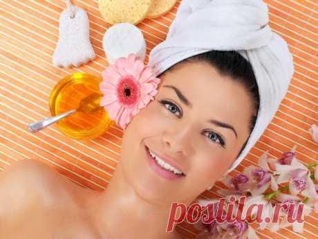 5 масок для омоложения кожи - Сайт для женщин