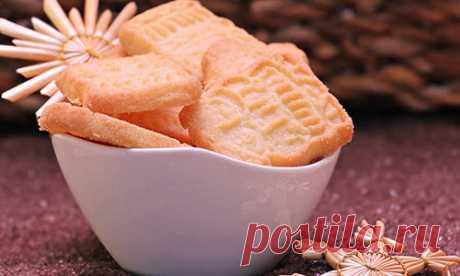 Печенье из творожной массы | Готовим вкусно