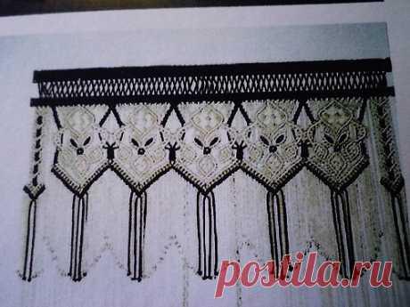 макраме- шторы - запись пользователя adelinagalkina (adelina) в сообществе Прочие виды рукоделия в категории Другие виды рукоделия