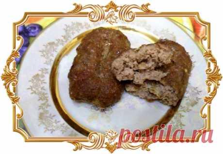 Котлеты Кремлевские  Ингредиенты: Говядина 0,5 кг. Свинина 0,5 кг. Показать полностью…