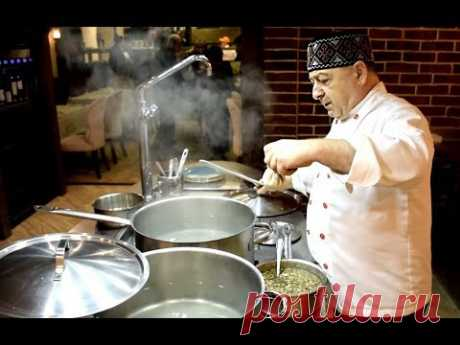 Как готовить хинкали